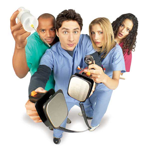 Scrubs OST (1st season)