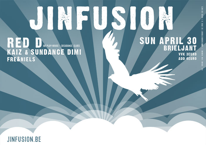 Jinfusion - Final Poster