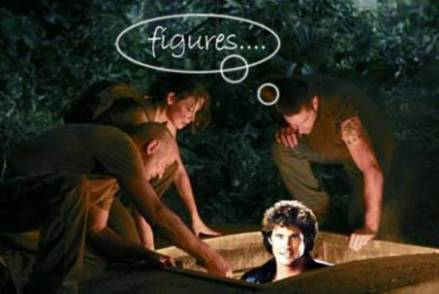 Lost ... figures!