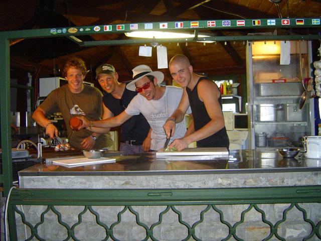 Franciska Grill - Us Cooking