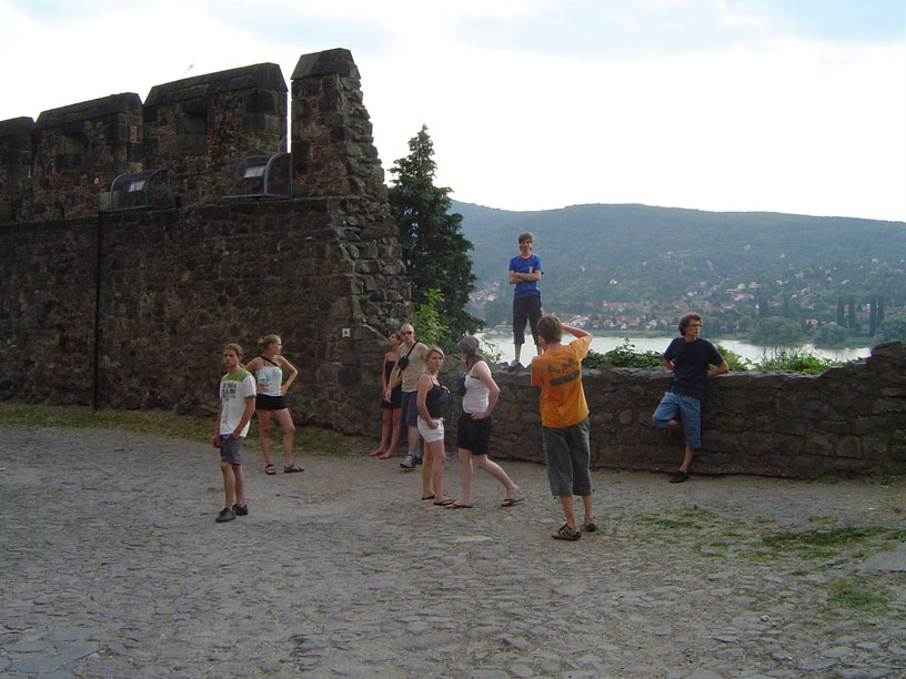 Salomons Tower (Viségrad)