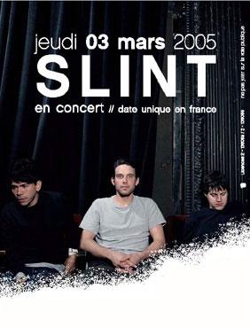 Slint 2005 Reunion Tour