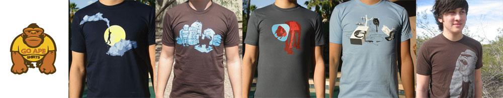 Go Ape Shirts