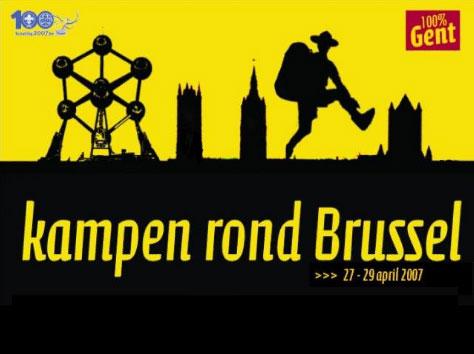 Kampen Rond Brussel, Gouw Gent