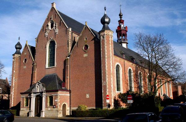 St. Elisabethchurch @ Begijnhofdries