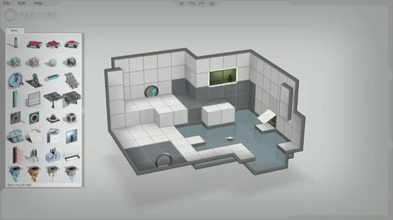 Portal 2 Level Editor – Bram us