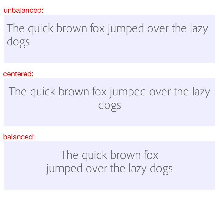textbalance