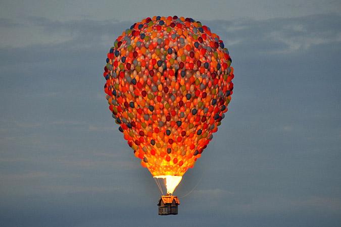 Воздушные шары картинки красивые большие