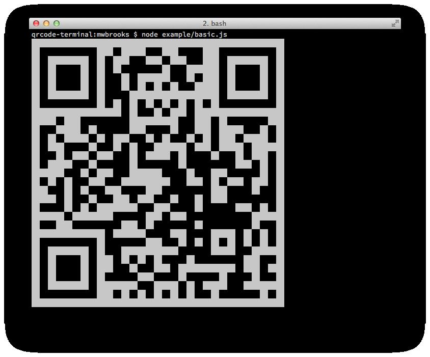 qr-code-terminal