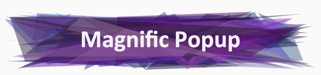 magnific-popup