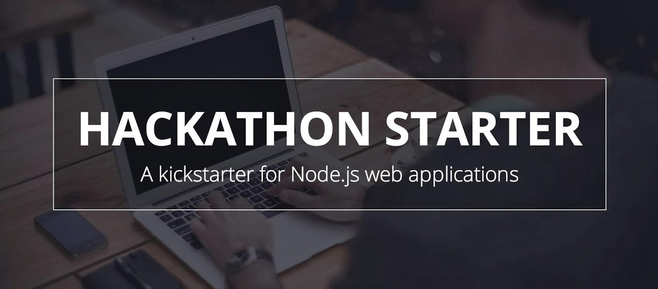 node-hackathon-starter