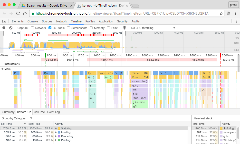 devtools-timeline-viewer