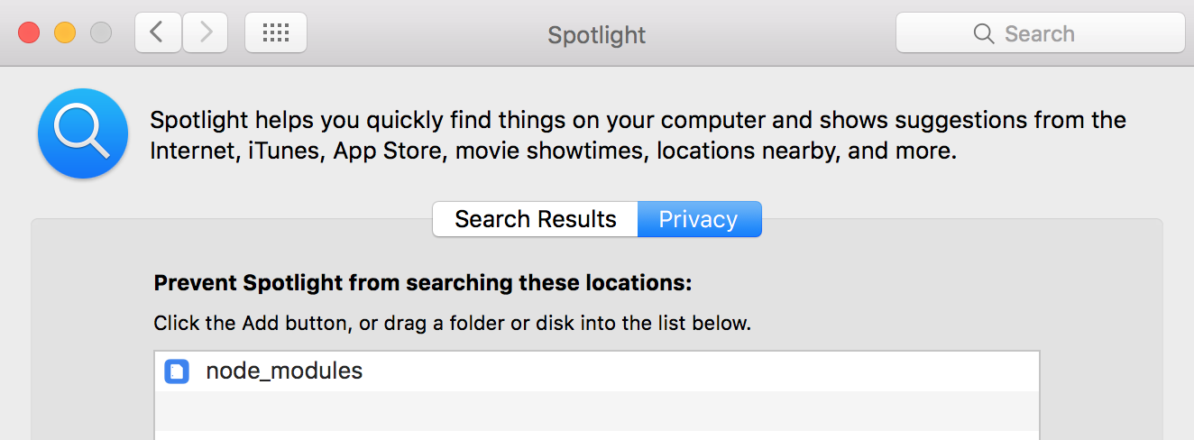 Stop Apple Spotlight from slowing down your Mac by