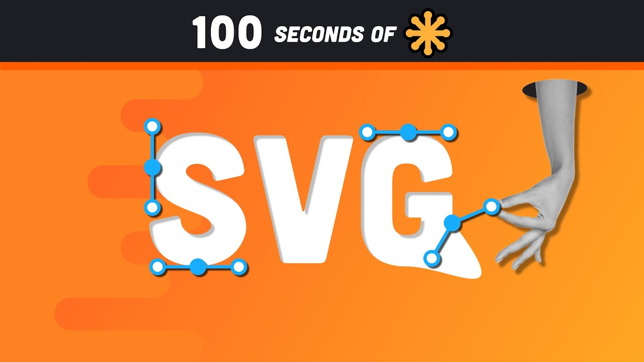 SVG Explained in 100 Seconds – Bram.us